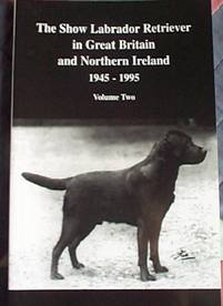 The Show Labrador in GB & NI 45-95