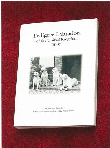 2007 Pedigree Book